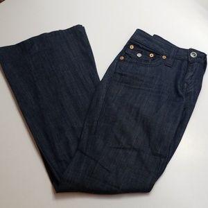 True Religion Joey Flare Leg Jeans size 28